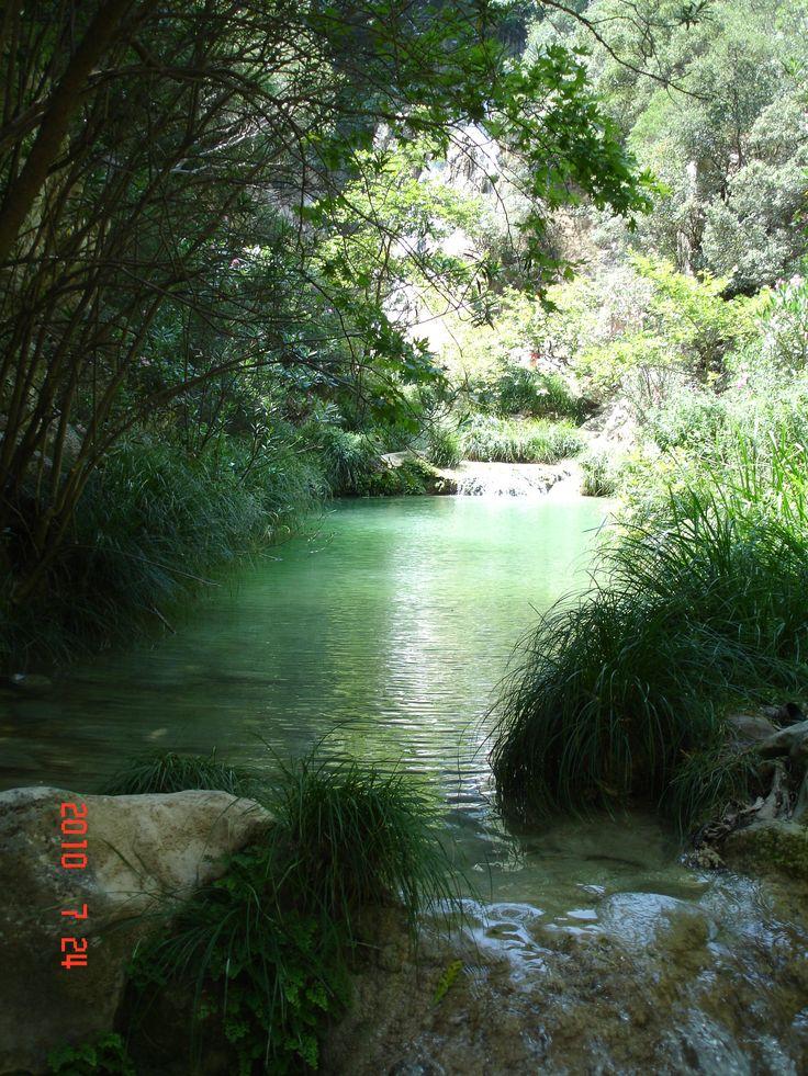 Polulimnio, Messinia
