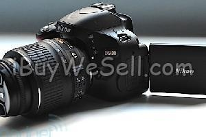Nikon D5100 Kameraväska , Kartong - Laddare Usb kabel - instruktionsbok.  Check out more #cameras for sale on http://www.ibuywesell.com/en_SE/category/Cameras/396/  #Nikon #digitalcamera #camera