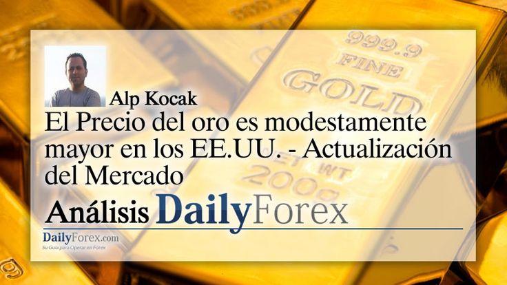 El Precio del oro es modestamente mayor en los EE.UU. – Actualización del Mercado | EspacioBit -  https://espaciobit.com.ve/main/2017/08/04/el-precio-del-oro-es-modestamente-mayor-en-los-ee-uu-actualizacion-del-mercado/ #Forex #DailyForex #Oro #XAU #EEUU