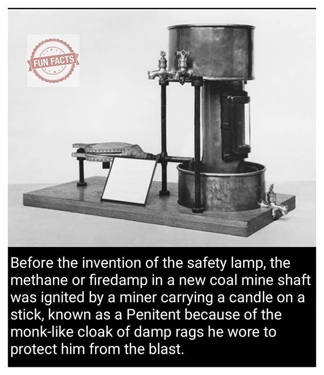 Penitent Mine Candle Minerslamp In 2020 Coal Mining The Monks Fun Facts