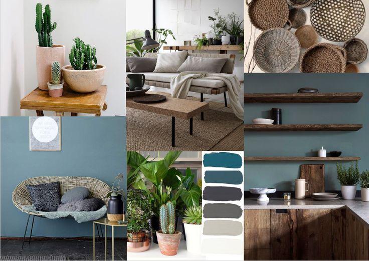 25 beste idee n over blauwe banken op pinterest marineblauwe bank blauwe fluwelen bank en - Decoratie hoofdslaapkamer ...