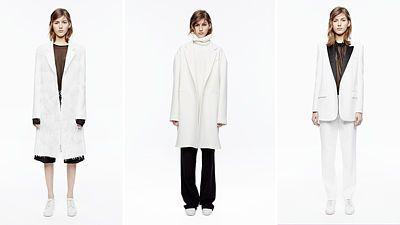 Bílé svršky, kabáty, saka i kalhoty, ovládnou letošní rok.
