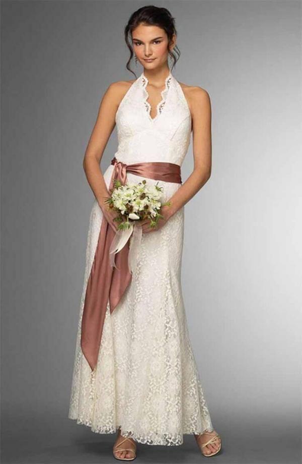 Fotos de vestidos de novia para boda civil | Wedding day | Pinterest ...