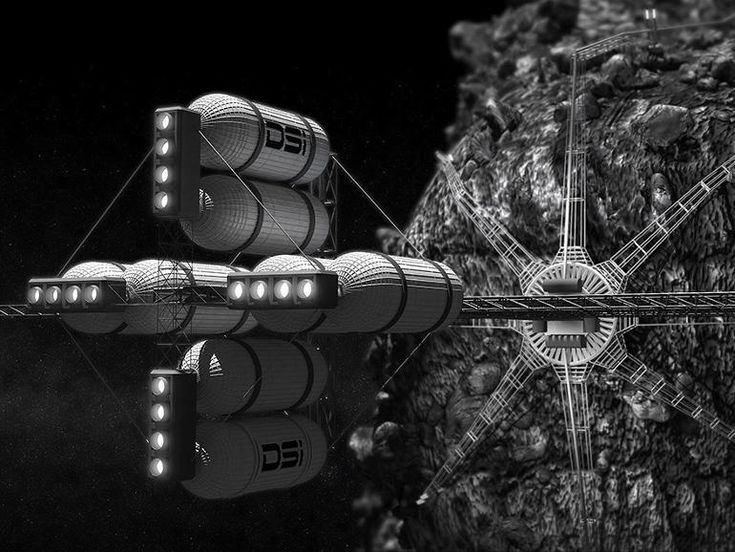 Deep space mine: Luxembourg's robot experts have their sights on asteroid mining
