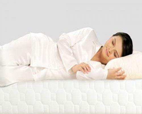 Cách chọn nệm phù hợp với các tư thế nằm ngủ