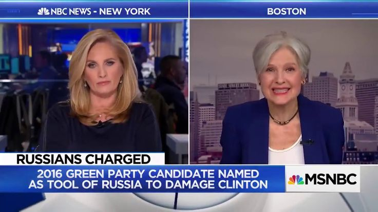 Jill Stein - Election Interference, DNC & Corporate Media Collusion