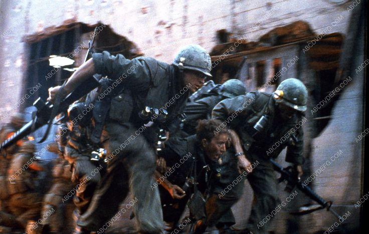 Arliss Howard Matthew Modine film Full Metal Jacket 35m-3050