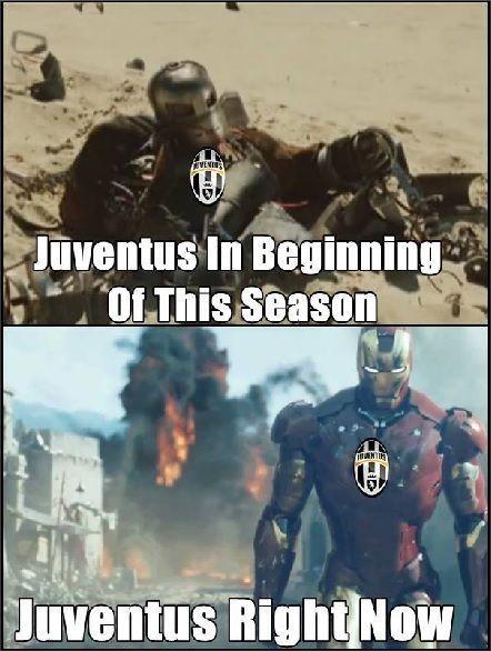 Tak wyglądał Juventus Turyn na początku sezonu w Serie A • A tak wygląda Juventus Turyn dzisiaj • Wejdź i zobacz przemianę Juve >> #juve #juventus #football #soccer #sports #pilkanozna
