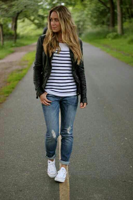 I am so trying this outfit