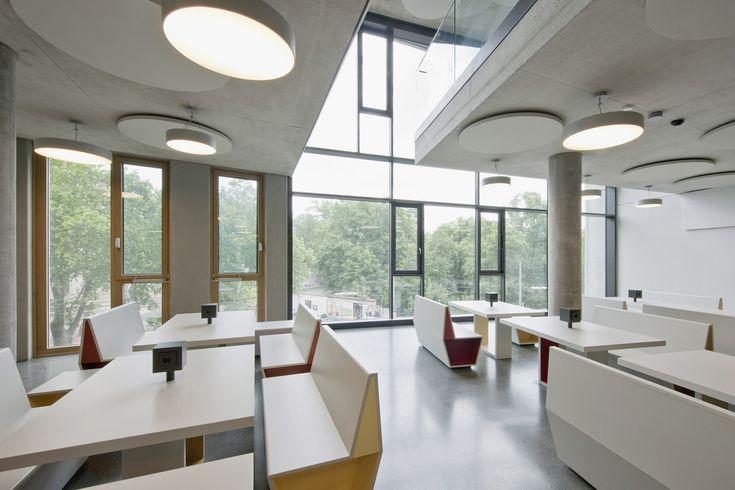 Department Building Waehringerstrasse 29,Courtesy of NMPB  Architekten