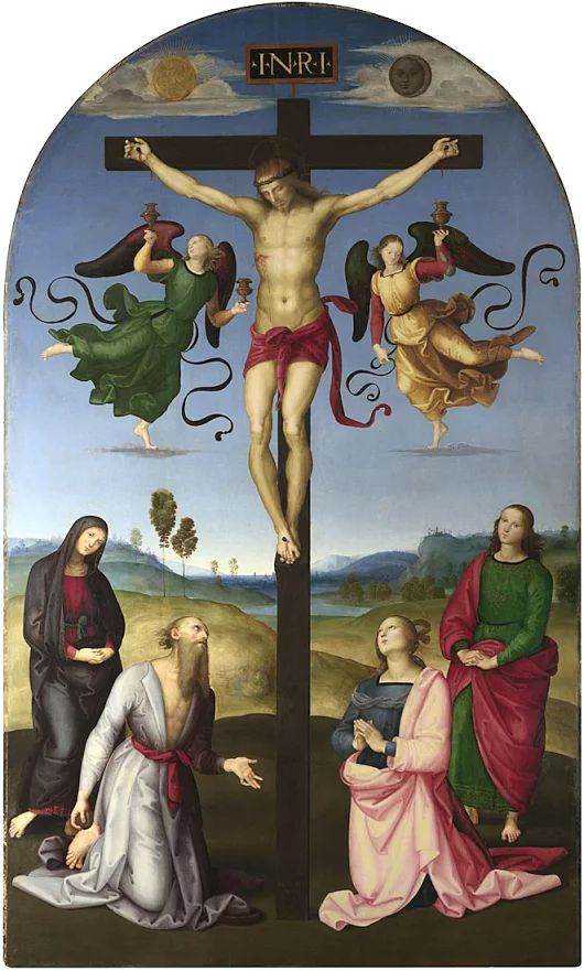 To celebrate Easter discover the story of the Passion, told through paintings...