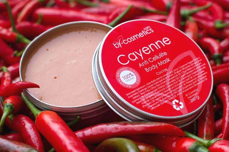 Шерочка с Машерочкой: BY-Cosmetics Cayenne Маска для тела от целлюлита. ...