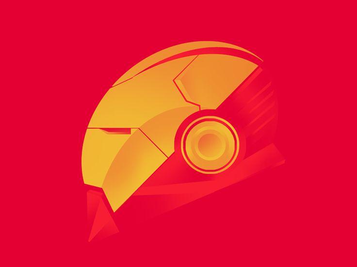 Iron Man by Andrei Nicolescu