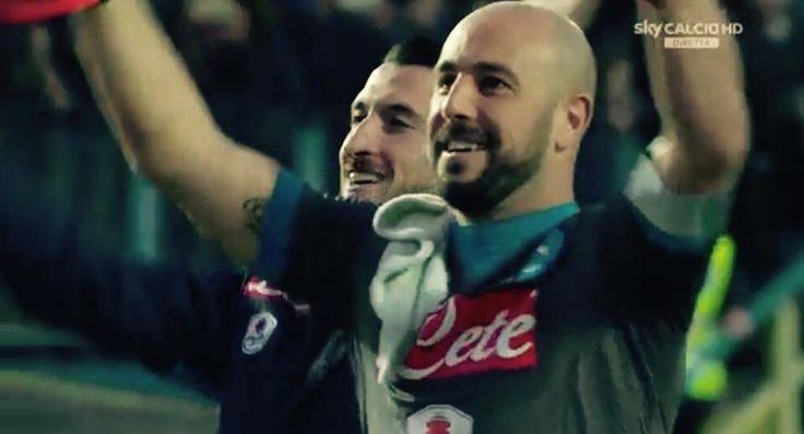 SSC Napoli campione d'inverno 2015/2016