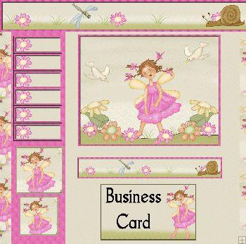 #Pink #Fairy #Webset
