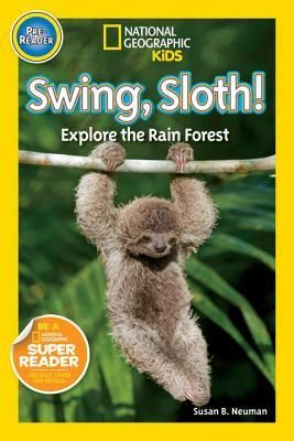 Come along on an adventure through the rain forest. Along the way, you'll meet new friends big and small, see amazing sights, and learn all about the creatures that make their home in the rain forest. Told in simple yet lively text built with sight words and using picture icons to aid reading, National