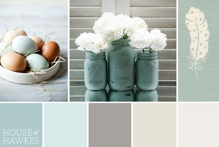 A color palette I'm loving!