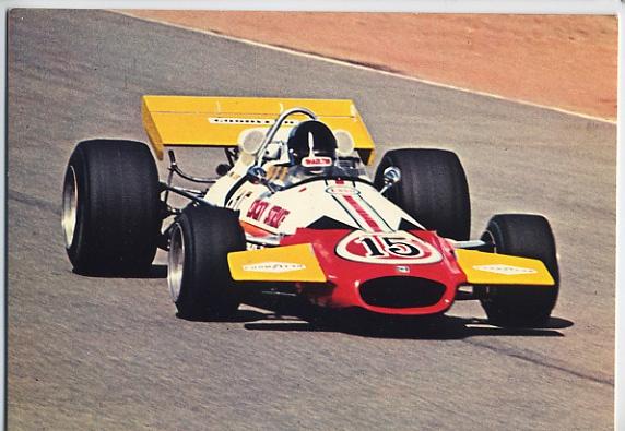 Dave Charlton, Kyalami 1971, Brabham BT33