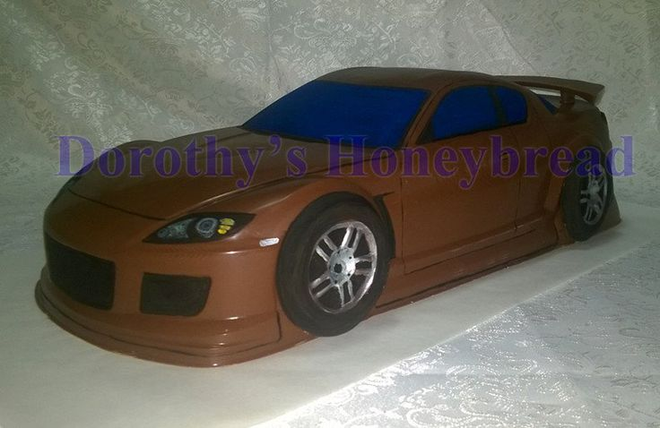 Mazda RX-8 Extra Large scale