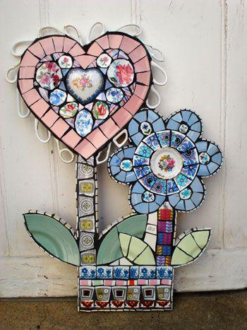 Anna Tilson mosaics