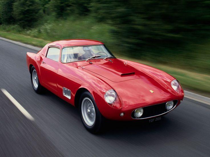 Ferrari 250 GT Berlinetta Tour de France Pininfarina # ...