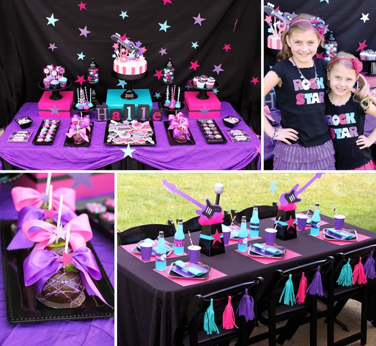 93 Best Images About Barbie Popstar Birthday On Pinterest