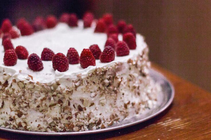 Den perfekte Lagkage til fødselsdagen