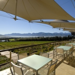 Glen Carlou Restaurant  Restaurant @ Glen Carlou is a family-friendly venue with spectacular views overlooking the vineyards and mountains from the verandah in summer or behind the glass in winter, the stylish interior is cosily lit & fire-warmed.    Glen Carlou Restaurant is a Comfort Zone Nominee in the #KLNIK awards