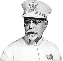 John Philip Sousa Cool site. Click on Works>Complete Works for links to all of his pieces, including some original recorded clips