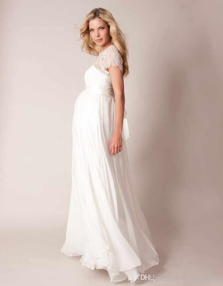 17 best images about pregnant maternity dress on for Pregnancy dress for wedding