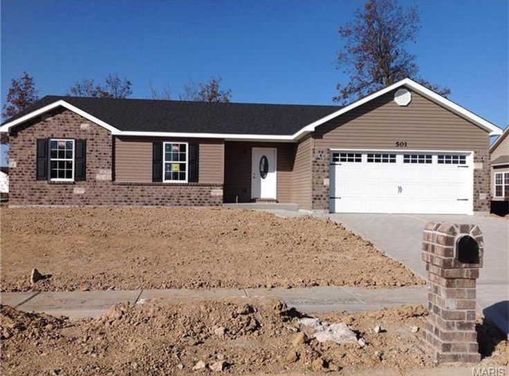 homes for rent in wentzville mo
