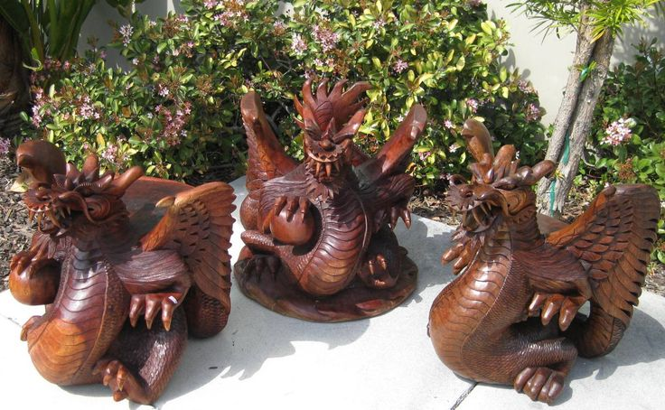 Images about wood carving creatures on pinterest