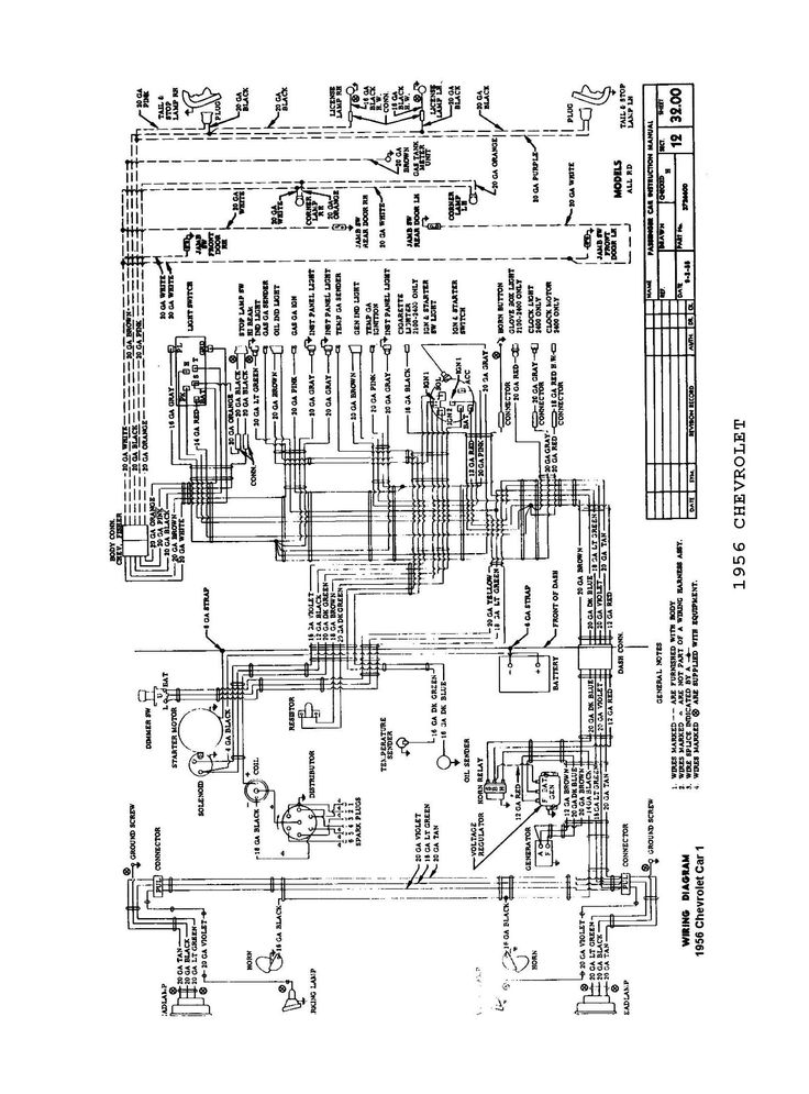Unique Chevy Car Stereo Wiring Diagram Chevy trucks