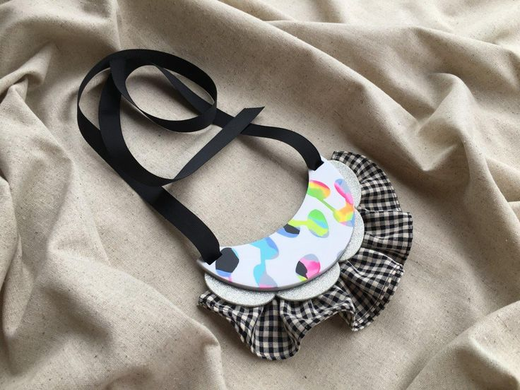 Mary Ted Creative statement necklace