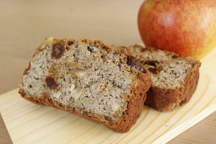 Appelpulp proteïne brood