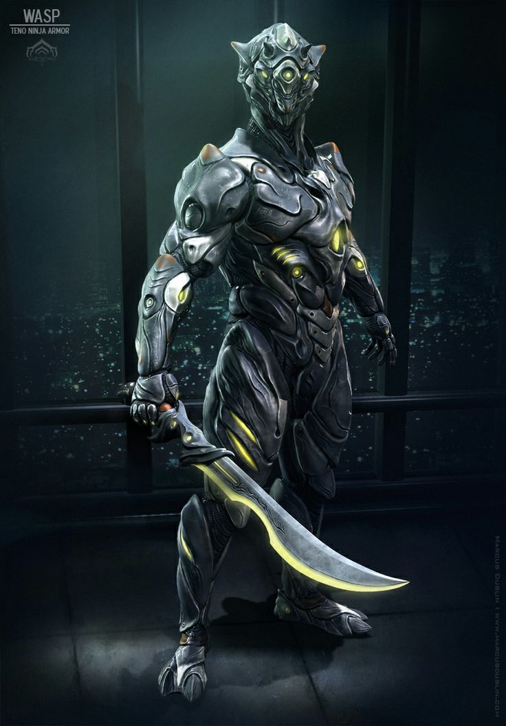 warframe excalibur immortal skin - Google Search