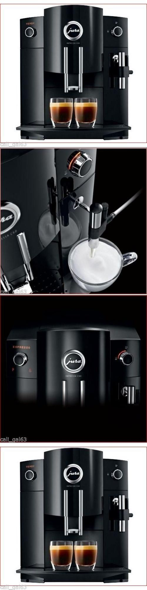The Jura-Capresso espresso machine is the one to end them all! Dependable, durable, and bringing intense flavor, this electric espresso machine is perfect for even the pickiest of coffee lovers. Whether you are brewing one cup or twenty, you will get the same quality flavor and taste.