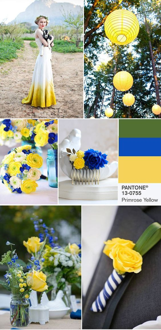 PANTONE 13-0755 Primrose Yellow By contrast, Primrose Yellow sparkles with heat and vitality. Inviting us into its instant warmth, this joyful yellow shade takes us to a destination marked by enthusiasm, good cheer and sunny days. https://www.pinterest.com/pin/334321972322514431/""