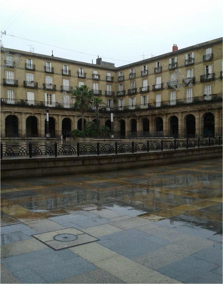 Plaza Nueva, Bilbao.