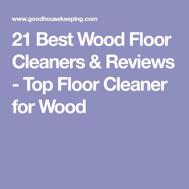 21 Best Wood Floor Cleaners & Reviews - Top Floor Cleaner for Wood