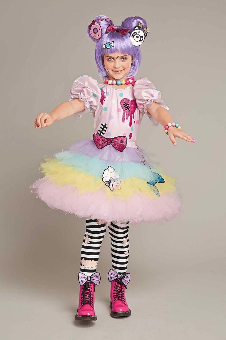 School girl costume for kids-2494