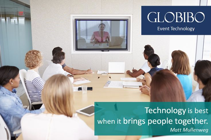 Globibo - Technology is best when it brings people together.