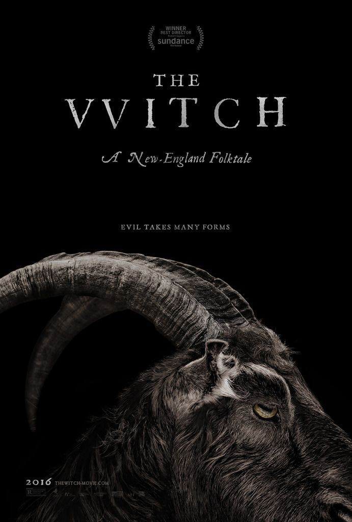 The Witch (2015)  Director: Robert Eggers  Cast: Anya Taylor Joy, Ralph Ineson, Kate Dickie, Harvey Scrimshaw