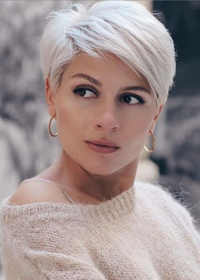 -  Pretty Short pixie haircut for pretty looks , short hairstyle woman, new hairstyle ideas for woman in 2020, undercut pixie haircut, messy pixie undercut haircut, short haircut for woman, short haircut messy, short textured hair, short haircut ideas, pixie haircut,short haircut styles,super short pixie,stylish short haircuts, #Haircuts #ShortHair #Pixie #hairstyle #woman #hairstyle