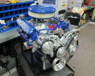 Ford Stroker Crate Engines