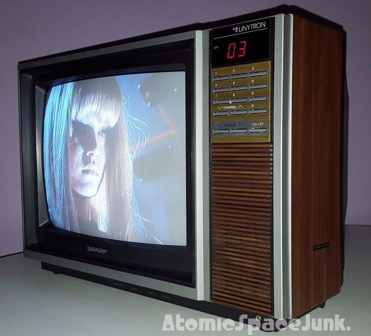 104 best Vintage Television Sets images on Pinterest
