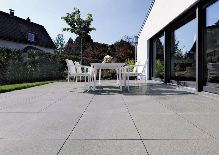 25 sch ne terrassenplatten ideen auf pinterest terrassenplatten naturstein pflastersteine. Black Bedroom Furniture Sets. Home Design Ideas