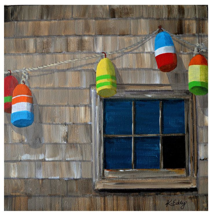 Peggy's Cove Fishing Shed Art Print