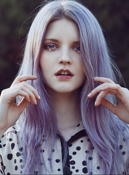 Pastel Purple Probably my future color