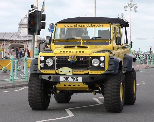 15 best Land Rover Defender - Yellow images on Pinterest | Landrover